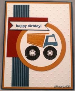 i dig you kids birthday card