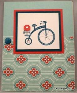 Moving Forward stamp set