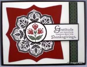 day of gratitude thank you card