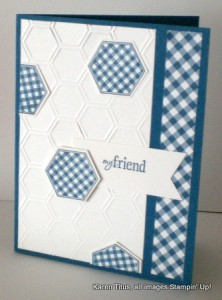 Six-Sided Sampler stamp set