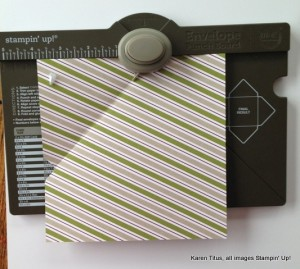 Envelope Punch Board Tutorial