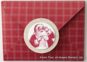 Santa's List stamp set