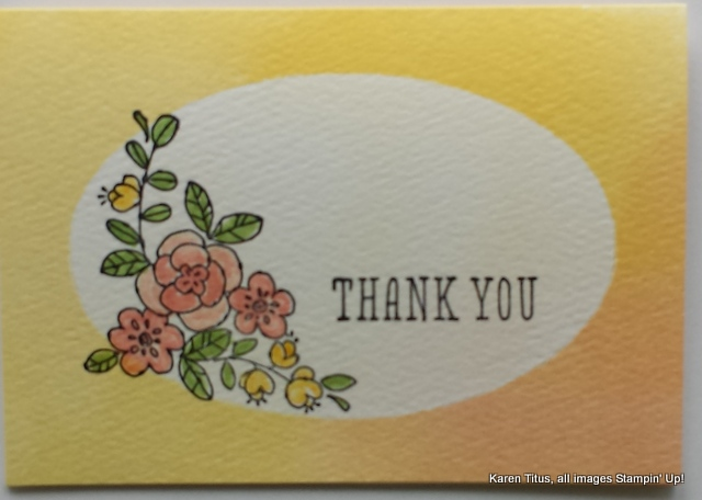 handmade thank you card with the so very grateful stamp set