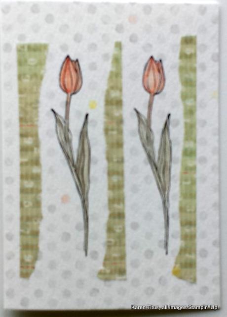 Backyard Basics stamp set