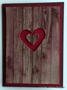 weatherd hardwood card