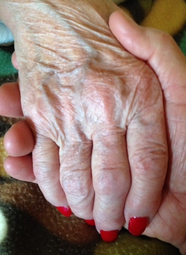 My Mother's Hand