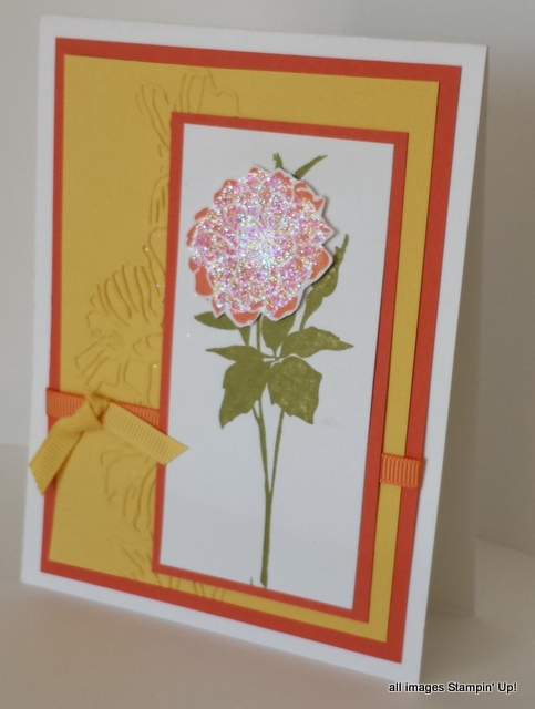 fabulous florets stamp set