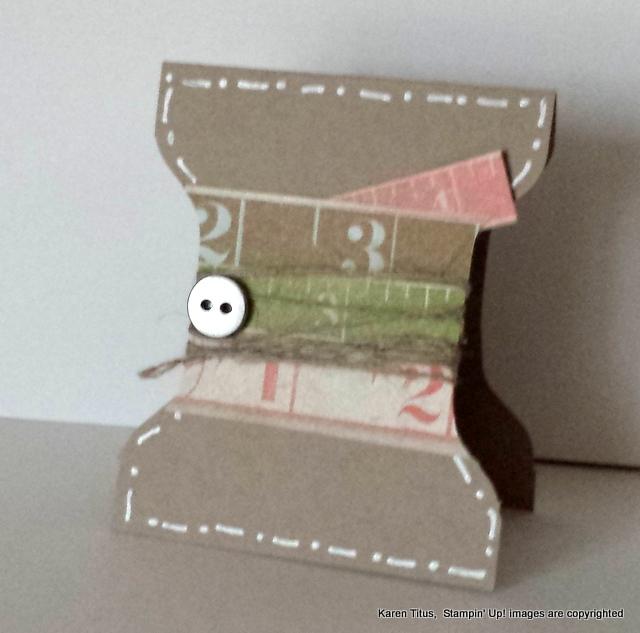 Mini Spool Card