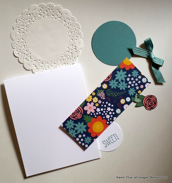 stampin up card supplies