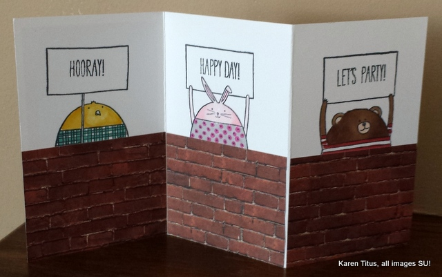 handmade card for kids