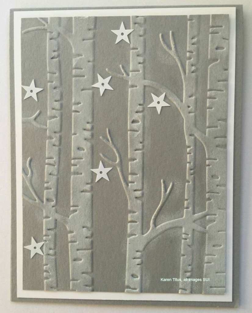 woodland folder