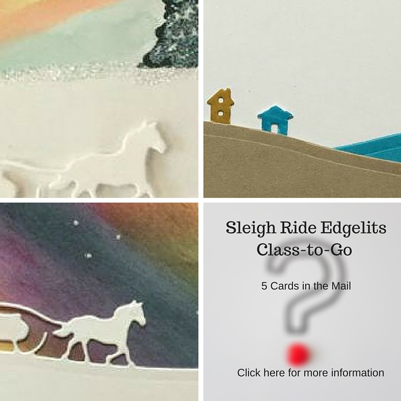 Sleigh Ride Class in the Mail