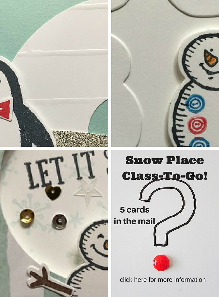 Snow Place Class to Go