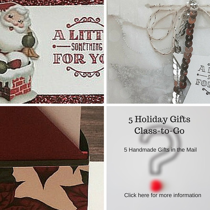 5 Holiday Gifts Class
