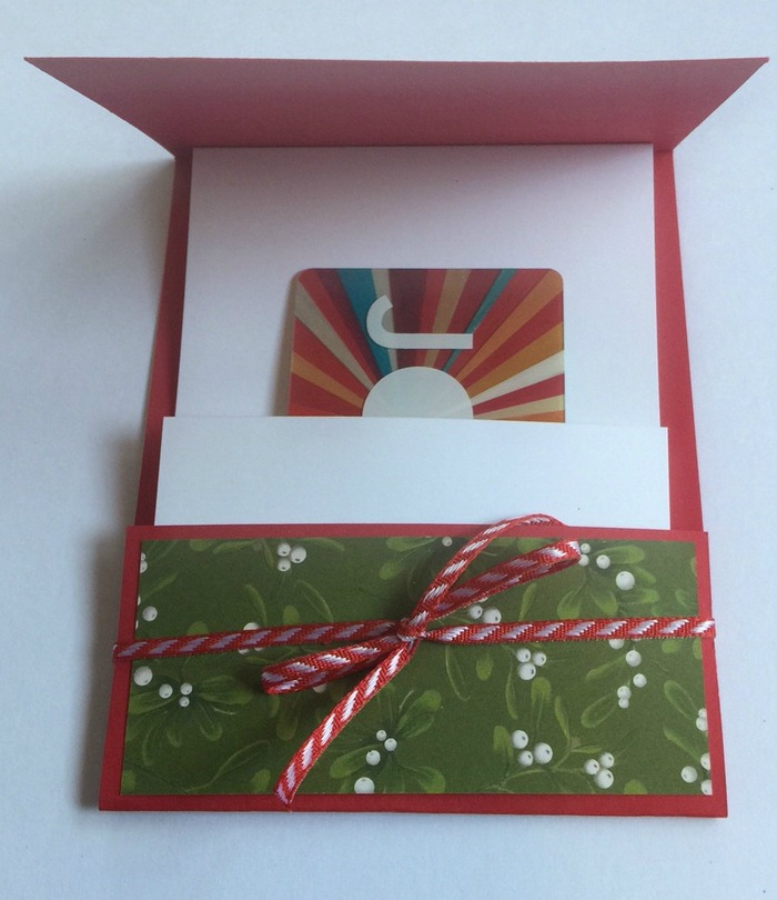 gift card holder tutoria