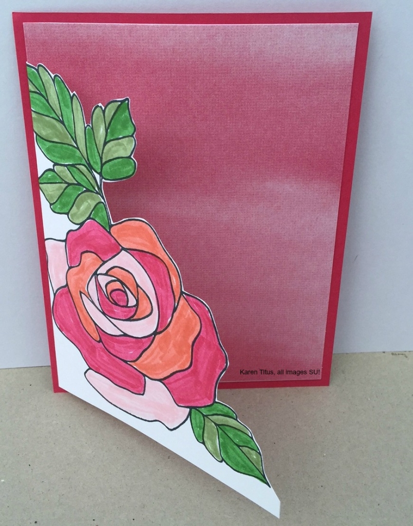 rose wonder stamp set