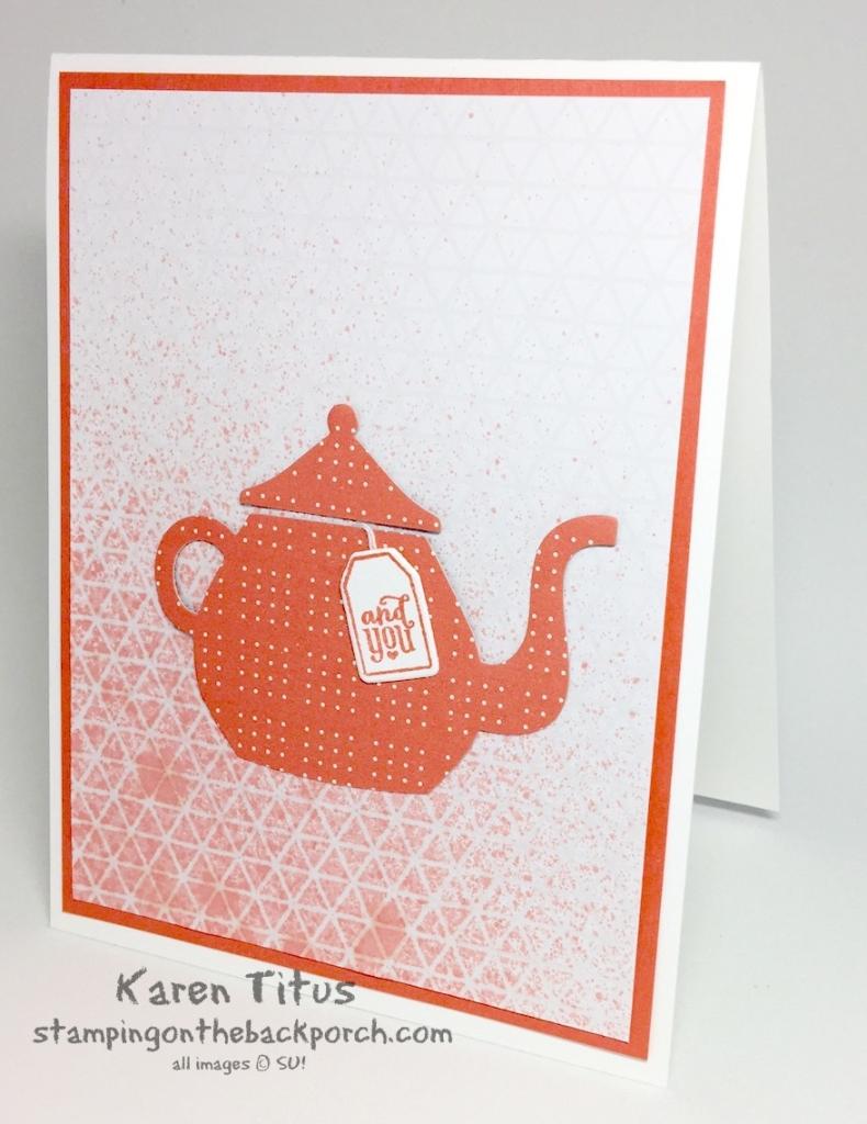 a cuppa teapot card