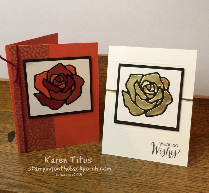 rose wonder technique cards