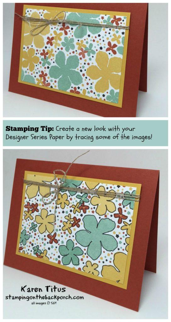 quick stamping tip