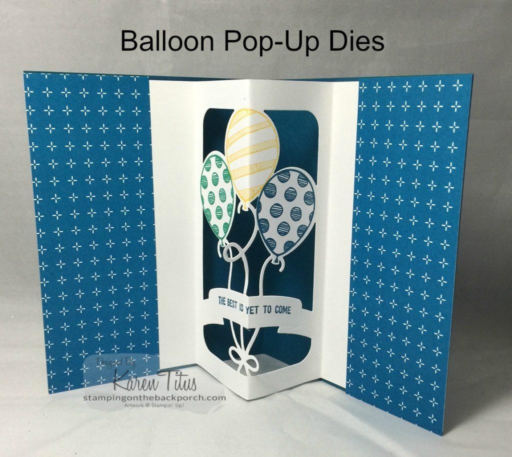 balloon pop-up dies