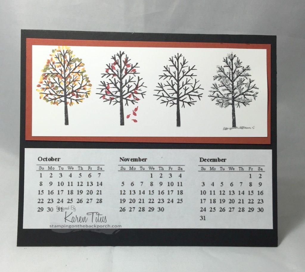 Handmade Calendar With Photos : Handmade calendar gift idea karentitus