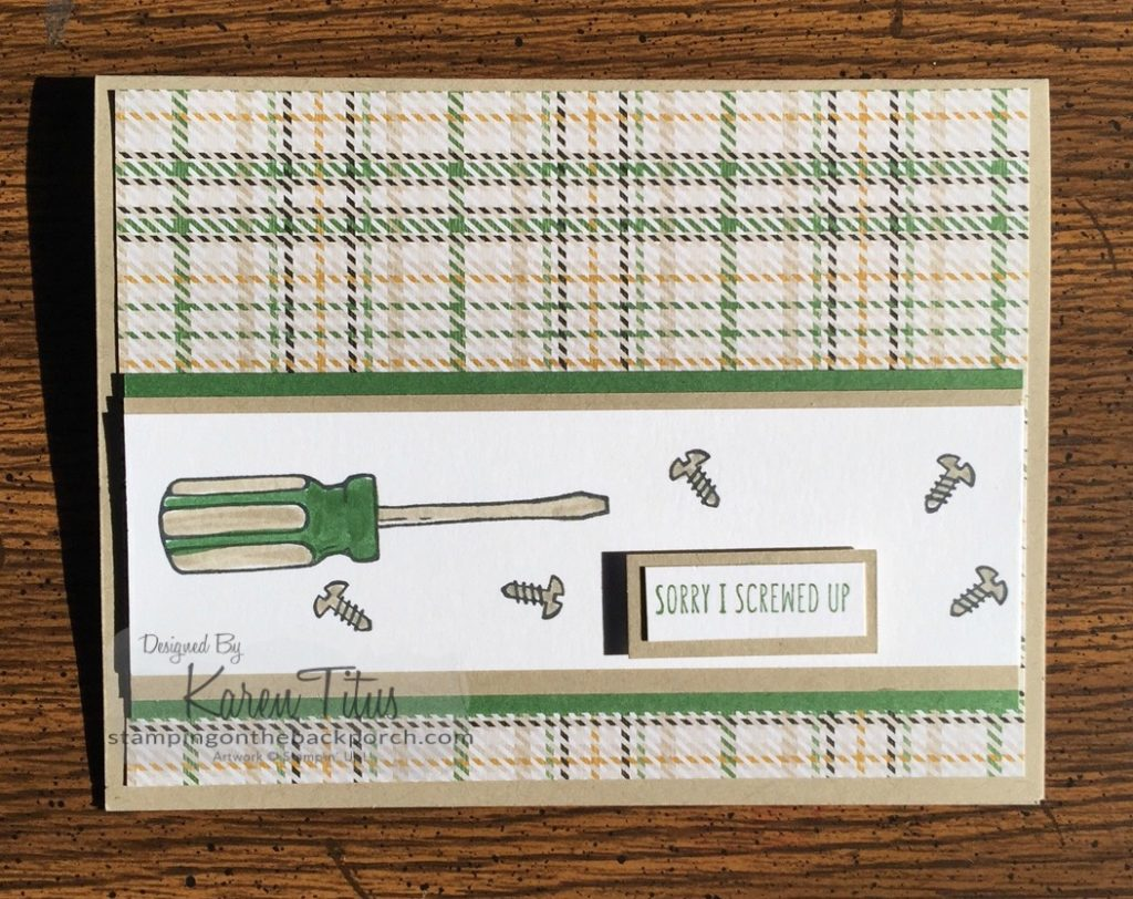 preview stampin up