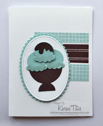 frozen treats framelits card
