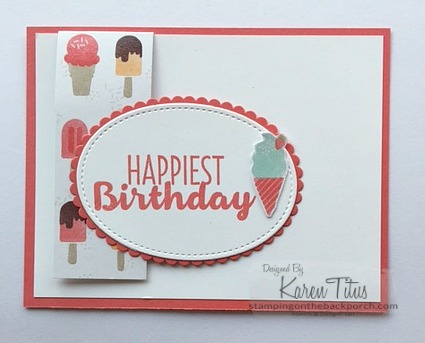 cool treats flip card