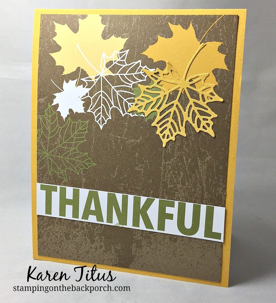Quick & Easy Cards for all occasions