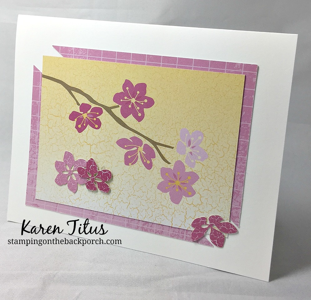 stampin up card packet