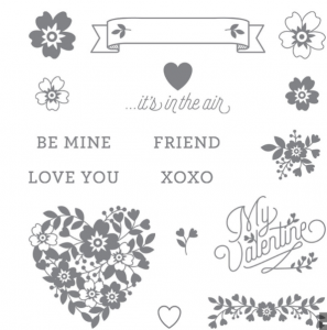 Bloomin Love Stampin' Up!