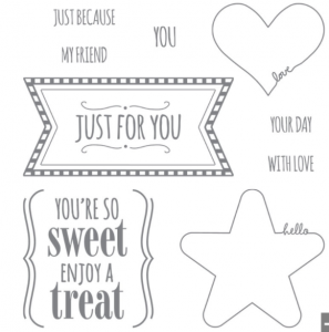 You're So Sweet Stampin' Up!