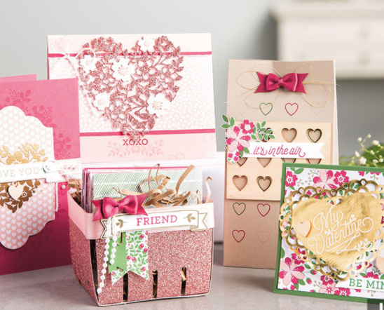 cards & crafts with Bloomin Love