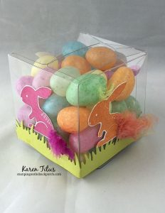Clear Easter Box Tutorial