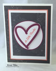 Quick Card #3 from Sweet Soiree