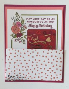 How to Make an Easy Pocket Card