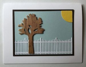 Country Home Card Kit