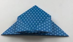 make an explosion card step 7