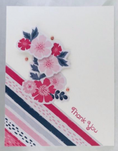 stampin up card ideas