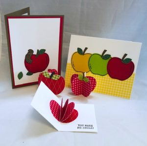 Cards & Gifts with Apple Builder Punch