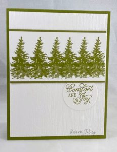 tree card for any occasion