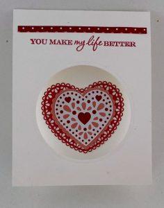 a dozen valentine cards