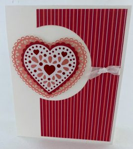 heart punch cards