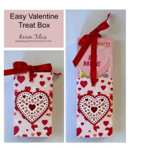 Valentine Pull Up Box