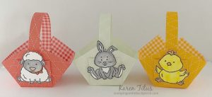 Make a Paper Easter Basket