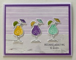 quick & easy cocktails card
