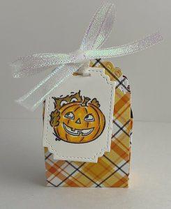 little treat box dies for halloween
