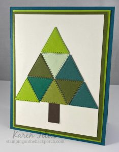 tree quilt card