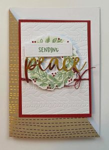 stampin up card kit cards