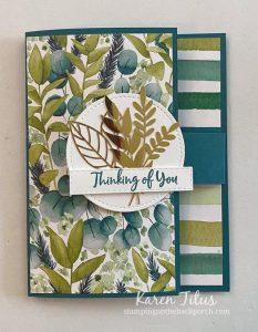 forever fern card